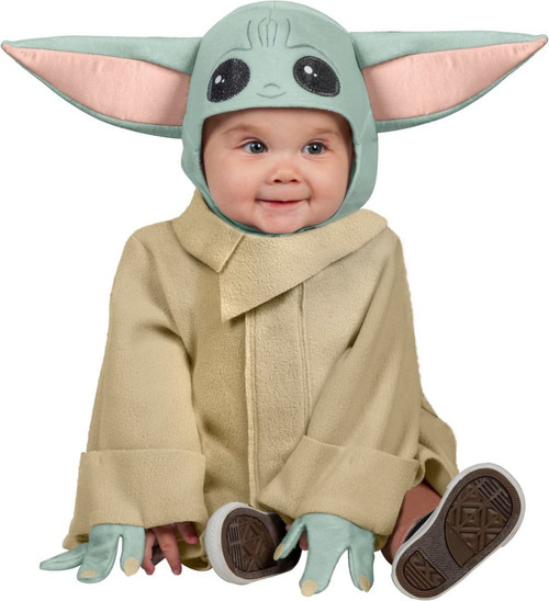 toddler yoda mandalorian costume