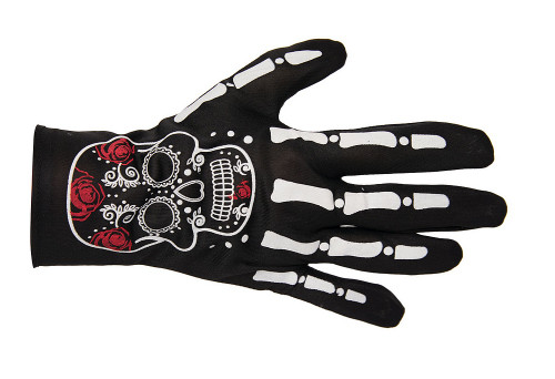 Skeleton Gloves - Wrist