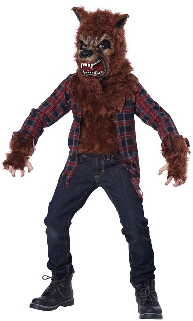 Werewolf Costume for Kids