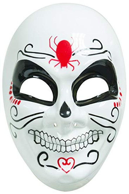 Day of the Dead Women Mask