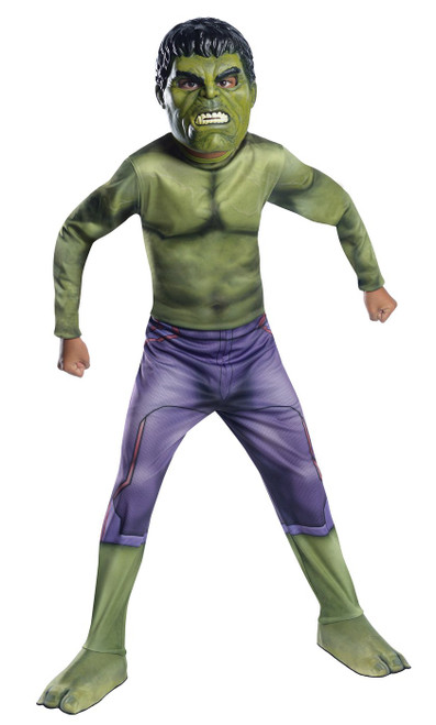 Avengers Hulk Muscle Child Costume