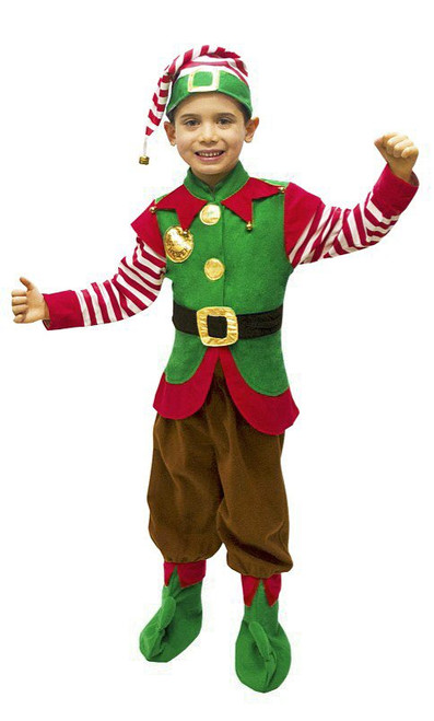 Lil' Santa Helper Costume