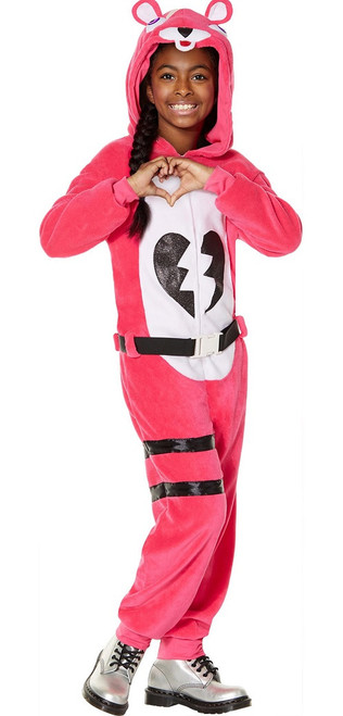 Fortnite Cuddle Team Leader Costume for Youth