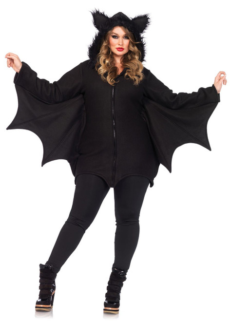 Cozy Bat Plus Size Costume