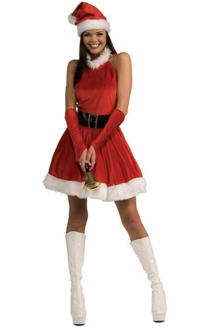 Miss Santa Womens Costume