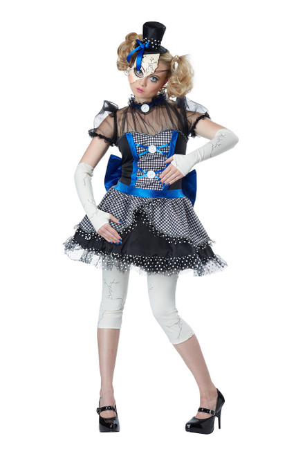 Twisted Doll Costume