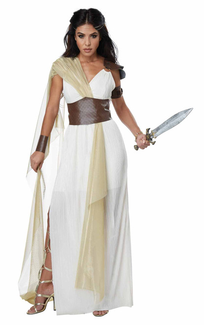 Greek Spartan Womens Costume