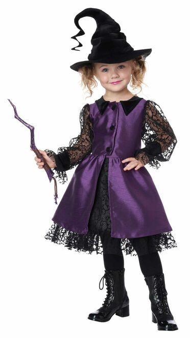 Toddler Witchiepoo Costume