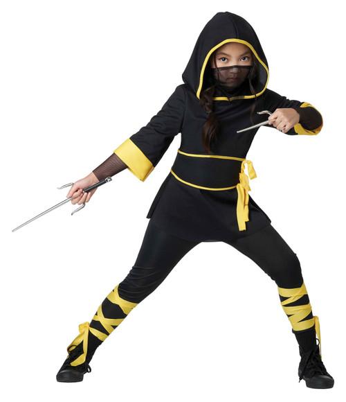 Ninja Cobra Girlss Costume