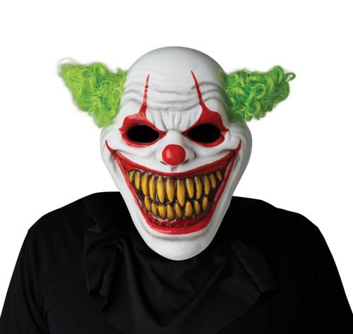 Ha Ha Clown Homocidal Light-up Mask