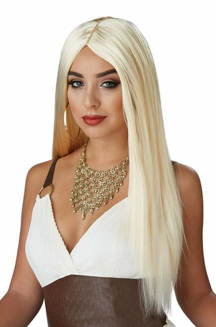 Platinum Blond Wig