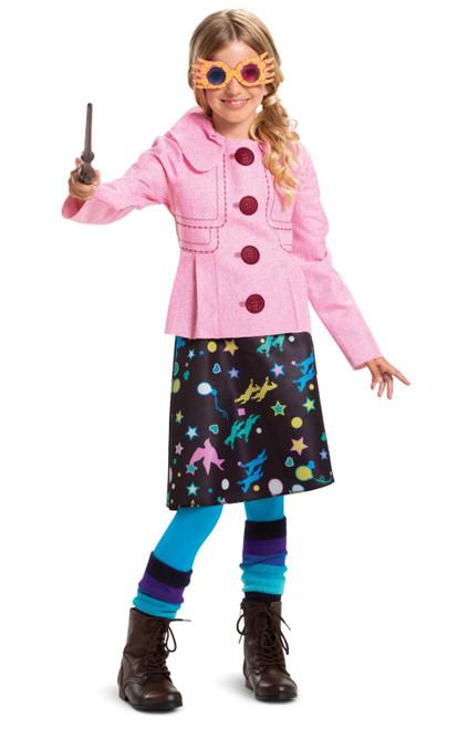 Harry Potter Luna Lovegood Deluxe Girl Costume