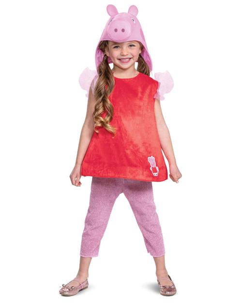 Peppa Pig Toddler Girl Costume