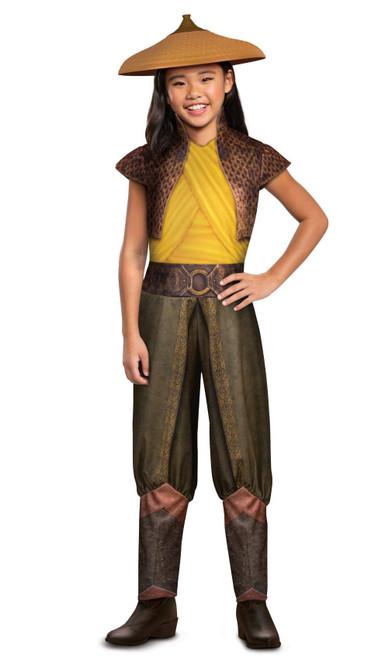 Disney Raya Girls Costume