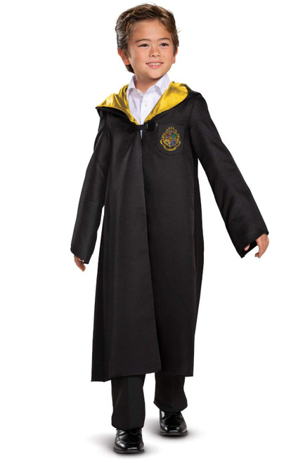 Harry Potter Hufflepuff Robe Kids Costume