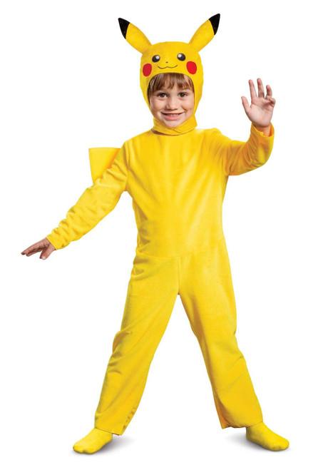 Pokemon Pikachu Toddler Jumpsuit Costume