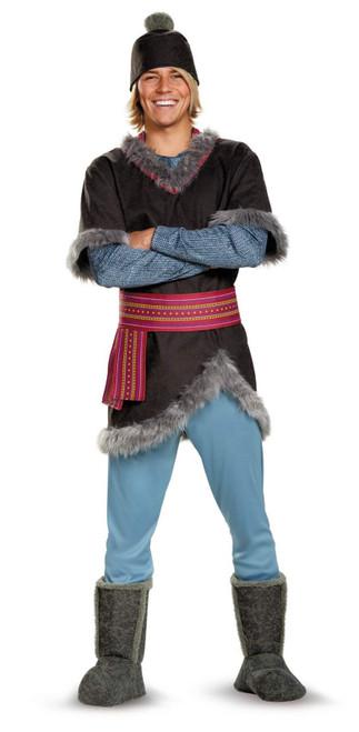 Frozen Kristoff Deluxe Men Costume
