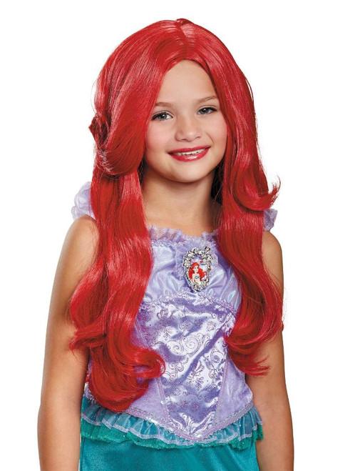 Ariel Deluxe Girls Wig