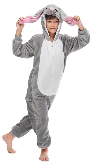 Rabbit Kid Onesie Costume Main