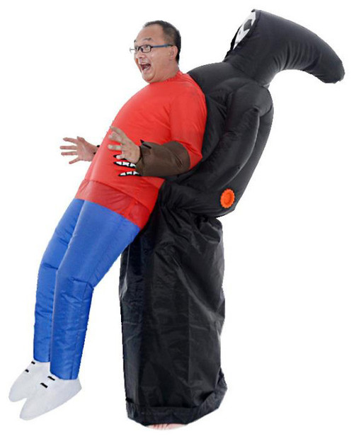 Reaper Inflatable Adult Costume