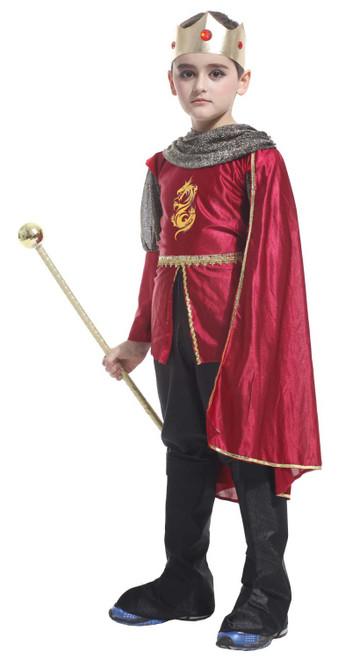 Knight King Kid Costume