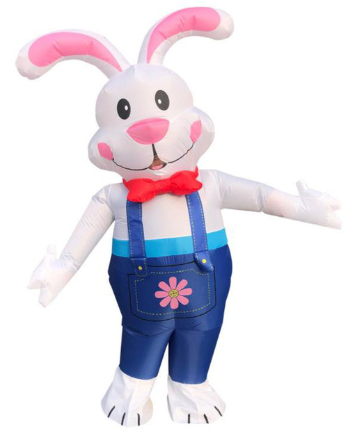 Bunny Inflatable Adult Costume