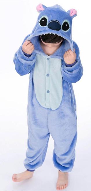 Stitch Toddler Kid Costume image