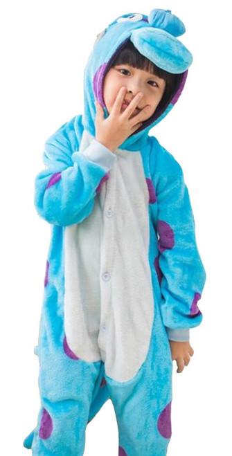 Monster Sully Kid Onesie Costume