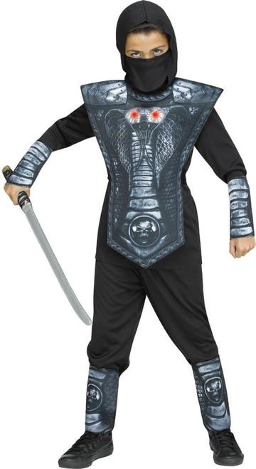 Cobra Ninja Boys Costume