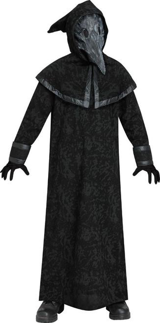 Plague Doctor Kids Costume