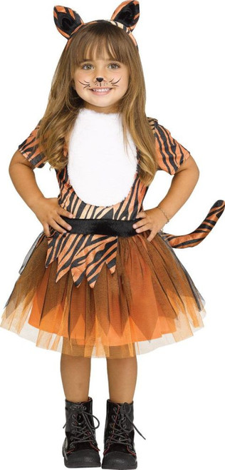Tiger Costume for Girls
