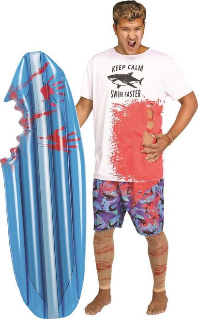 Shark Bait Men Costume