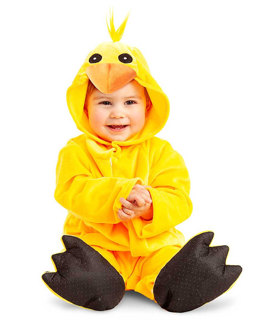 Toddler Duck Costume