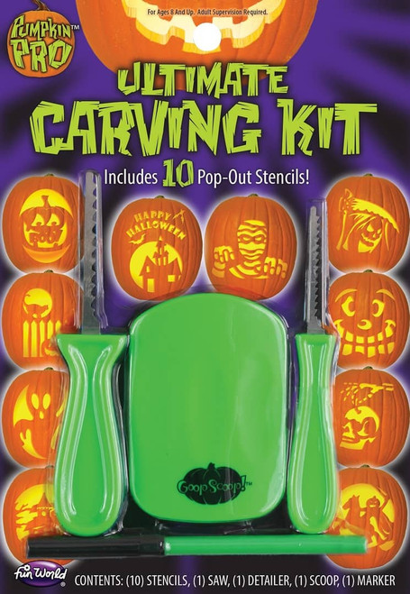 Ultimate Carving Kit
