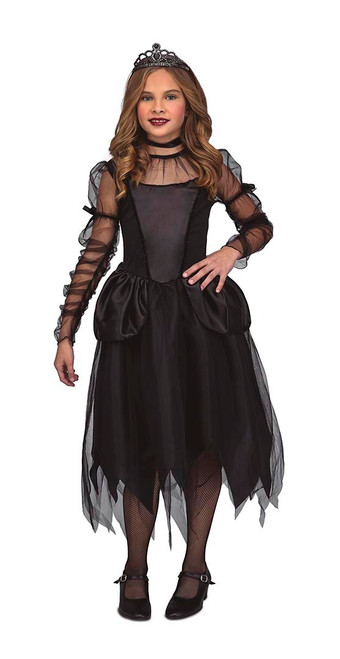 Gothic Maiden Girl Costume