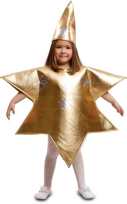 Golden Star Girls Costume