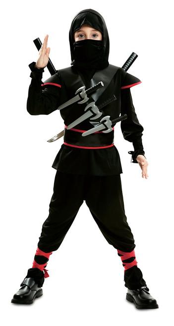 Killer Ninja Kids Costume