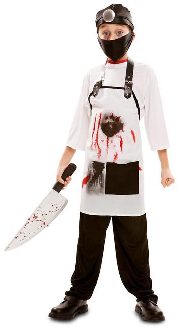 Killer Doctor Kids Costume