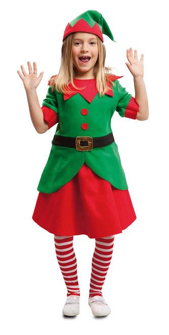 Christmas Elf Kids Costume