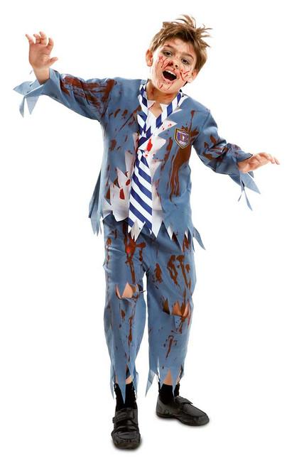 Zombie Student Boys Costume