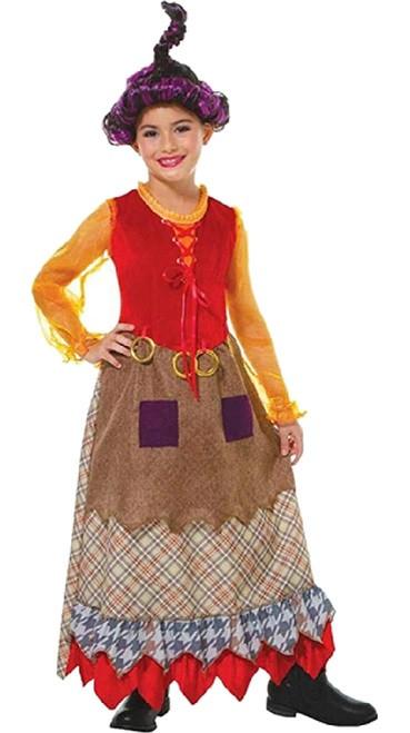 Salem Witch Goofy Girls Costume