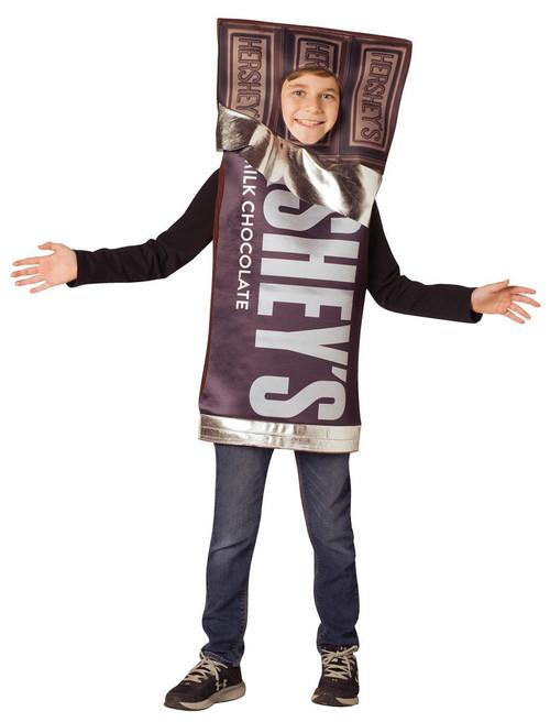 Hershey's Chocolate Bar Costume