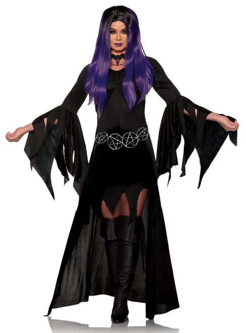 Dark Spell Witch Halloween Costume