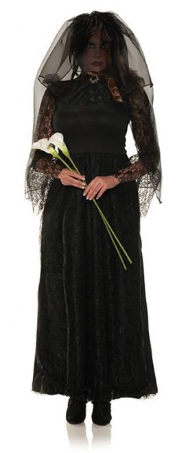 Black Dahlia Womens Costume