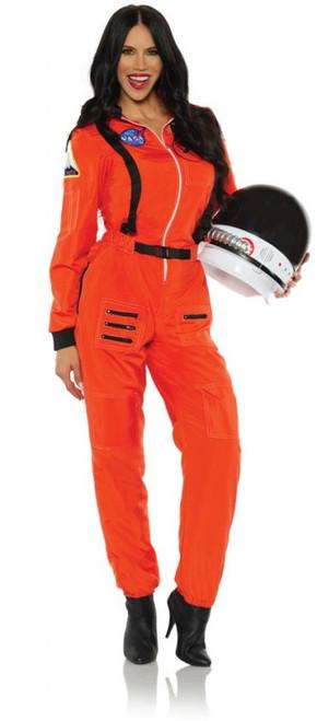 Astronaut Womens Costume