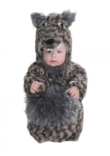 Wolf Baby Costume