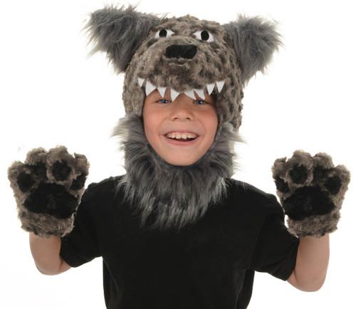 Wolf Animal Kit for Kids