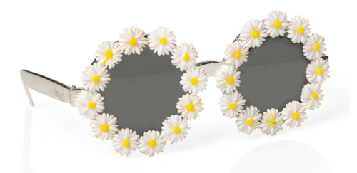 Sunflower Hippie Glasses