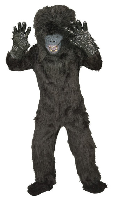 Gorilla Deluxe Kids Costume
