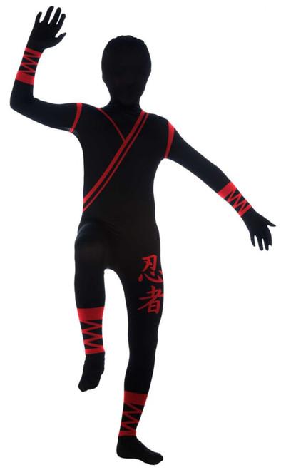 Skin Ninja Black Kids Costume
